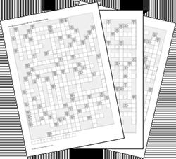 Chemie Kreuzworträtsel Hauptgruppenelemente