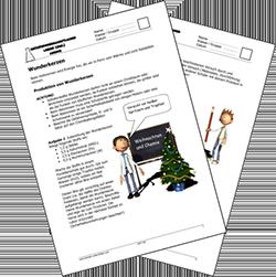 Kopiervorlage Laborprotokoll NWL Chemie