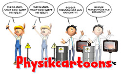 Physikcartoons