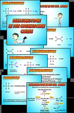 Reaktionsmechanismen in der organischen Chemie