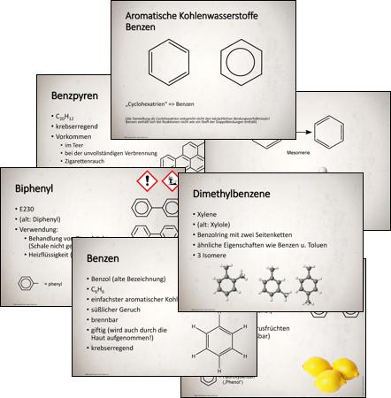 Aromatische Kohlenwasserstoffe