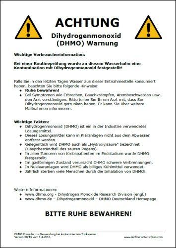 Dihydrogenmonoxyd