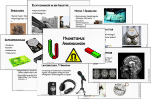 Anwendungen Magnetismus