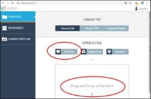 PDF-Dokumente online ausfüllen